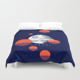 Fly Casual Duvet Cover