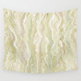 Citrine Melt Wall Tapestry