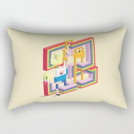 Mathematical! Rectangular Pillow