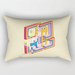 Mathematical! Rectangular Pillow