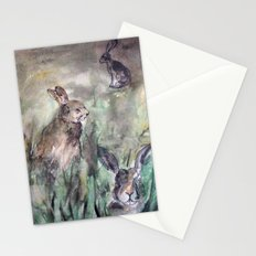 Hare Sketch #1 Stationery Cards