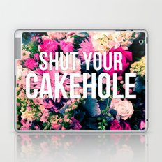 Cakehole Laptop & iPad Skin