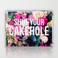 Cakehole Laptop & iPad Skin