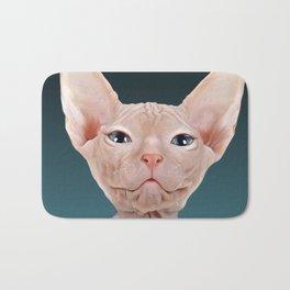 Sphynx Kitten II Bath Mat