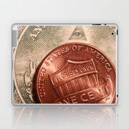 Money! Laptop & iPad Skin