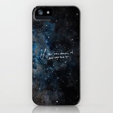 You can do it Slim Case iPhone (5, 5s)