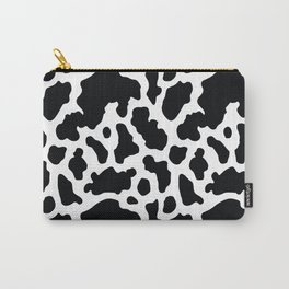 COW PATTERN Carry-All Pouch
