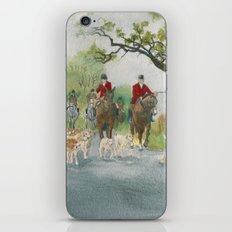 Fox Hunt 2 iPhone Skin