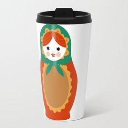 Matrioska-002 Travel Mug