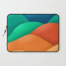 rainbow dunes Laptop Sleeve