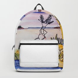 `GLOOSCAP'  From the Mic Macs, Canada Lege     by Kay Lipton Backpack