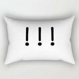 Granny GPS Rectangular Pillow