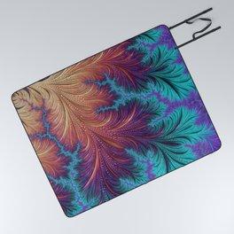 Kaleidoscope Picnic Blanket