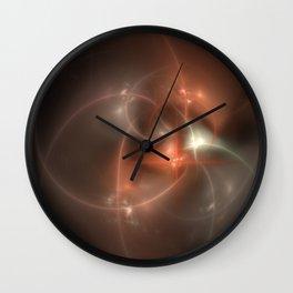 Shuriken Wall Clock