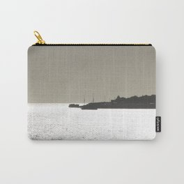 Silver harbor Carry-All Pouch