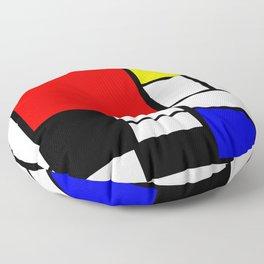 Mondrian Floor Pillow