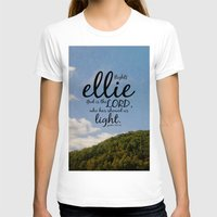 ellie goulding T-shirts featuring Ellie by KimberosePhotography