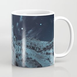 Blue Madness Coffee Mug
