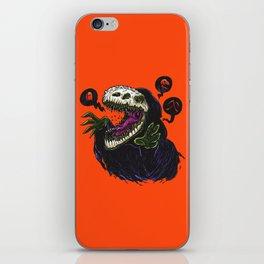 Grim Reapersaur iPhone Skin
