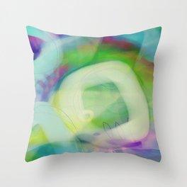 Sweet Limetta Throw Pillow