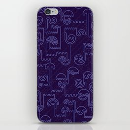 Nocturnal House iPhone Skin