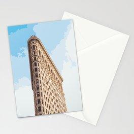 Flat Iron Friday Stationery Cards
