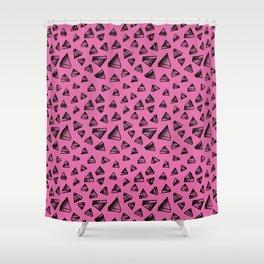 Pathfinder Noisy Shower Curtain