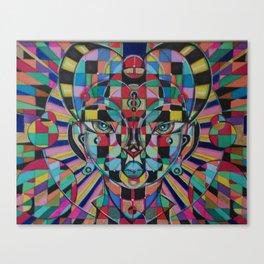 Ruby Spirit Canvas Print