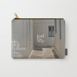 lead the way Carry-All Pouch