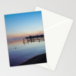 Peaceful Sunset Stationery Cards