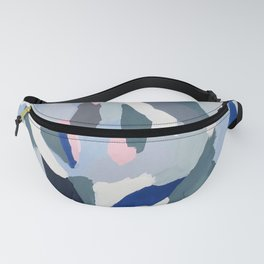 Ascent: abstract painting Fanny Pack