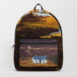 Tiny White House Backpack