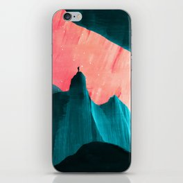 We understand only after iPhone Skin