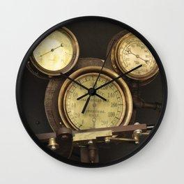 Iconic Gauge Wall Clock