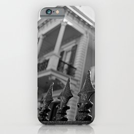 The Fence of the House iPhone Case