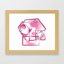 DAMES Framed Art Print