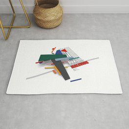 Malevich 3D Rug