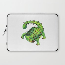 Ankylosaurus Laptop Sleeve