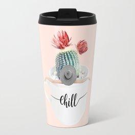 Cactus pool Travel Mug