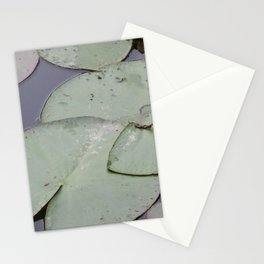 Lily Pad at Giverny Stationery Cards