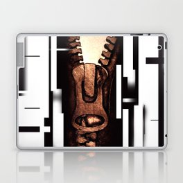 zipper Laptop & iPad Skin