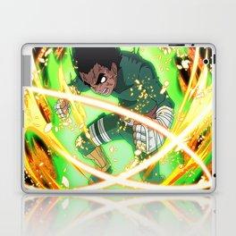 Rock Lee Jutsu Laptop & iPad Skin