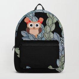 Lovely owls 1 Backpack