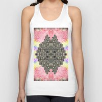 monika strigel Tank Tops featuring Monika by Ancient Origin