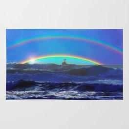 Shipping Rainbow Rug