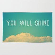 Baby, you will shine! Rug