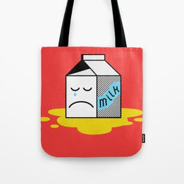 No Point Crying Tote Bag
