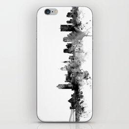 Memphis Tennessee Skyline iPhone Skin