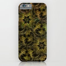 floral abstract Slim Case iPhone 6s