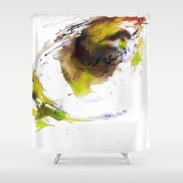Terrestre Shower Curtain